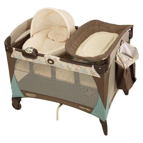 Order Graco Newborn Napper Pack N Play Meadow Menagerie