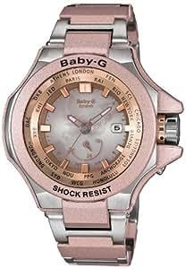 [カシオ]Casio 腕時計 Baby-G Tripper 世界6局電波対応ソーラーウォッチ BGA-1300-4AJF レディース