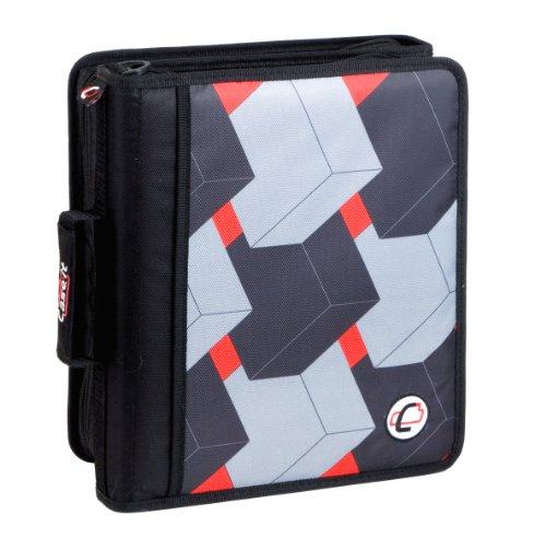 Zipper Binders Discount: Case-It Z-Binder Two-in-One 1.5