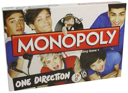 Monopoly One Direction Gioco da Tavolo [importato da UK]