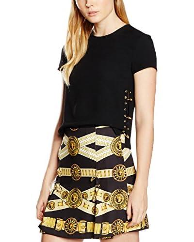 Versace Jersey Negro / Dorado