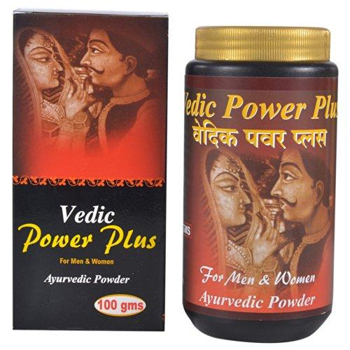 Vedic Power Plus For Men and Women, 100 Gm