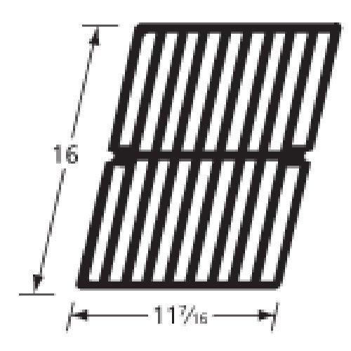 music-city-metals-63421-gloss-cast-iron-cooking-grid-replacement-for-gas-grill-models-bbq-tek-sss341