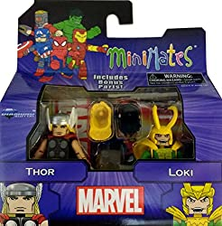 Marvel Minimates Greatest Hits Wave 1 Thor & Loki 2 Pack