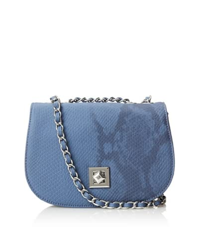 R+J Handbags Women's Ryleigh Cross-Body  - Blue