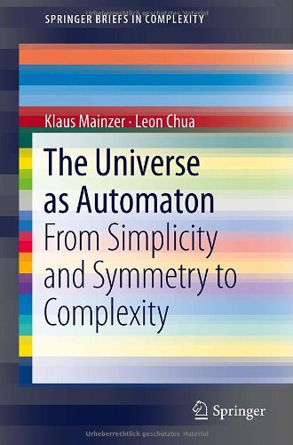 The Universe as Automaton: From Simplicity and Symmetry to Complexity