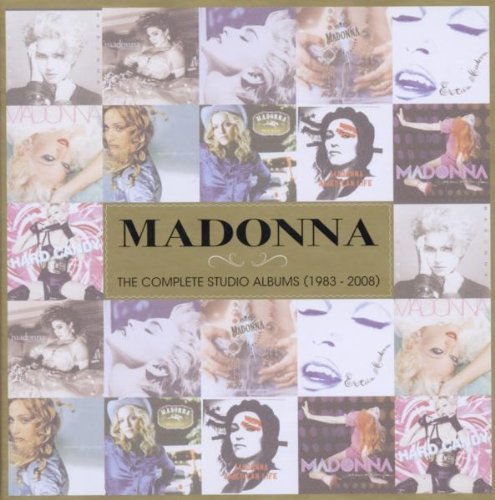 The Complete Studio Album 1983-2008