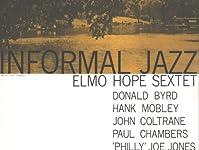 「ポルカドッツアンドムーンビームス {polka dots and moonbeams}」『エルモ・ホープ {elmo hope}』