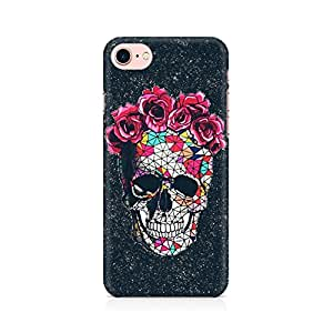 Mobicture Lovely Death Premium Printed Mobile Back Case Cover For Apple iPhone 7