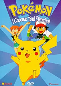 Pokemon - I Choose You! Pikachu! (Vol. 1)