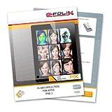 FoliX FX-ANTIREFLEX Anti-réflectrice Ecran-Protecteur pour Apple iPad 2 / iPad2 i-Pad II (WI-FI, 3G) - Antiéblouissant et à revêtement dur!