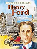 img - for Henry Ford: The People's Car-maker (What's Their Story?) book / textbook / text book