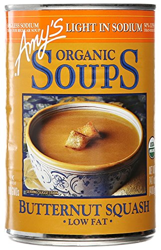 Amy's Organic Butternut Squash Soup, 14.1 oz