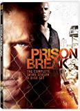 Prison Break: Season 3 (Bilingual)