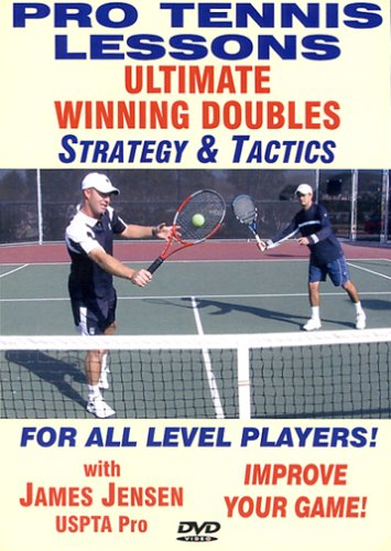 Pro Tennis Lessons - Ultimate Doubles: Winning Strategy and Tactics for Men & Women!