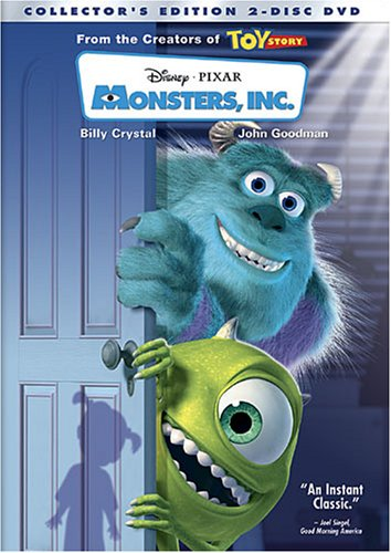 Monsters, Inc. / Корпорация Монстров (2001)