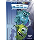 Monsters, Inc. (Two-Disc Collector's Edition) ~ Billy Crystal