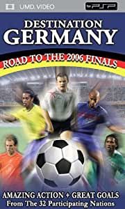 Destination Germany - Road to the 2006 Finals [UMD pour PSP]