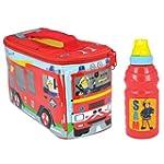 Fireman Sam Lunch Bag and Sport Bottl...