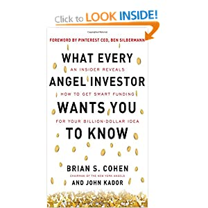 how to get angel investors in adcap