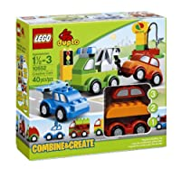 LEGO DUPLO Creative Cars 10552 from LEGO