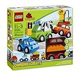 Lego Duplo Creative Cars - 10552