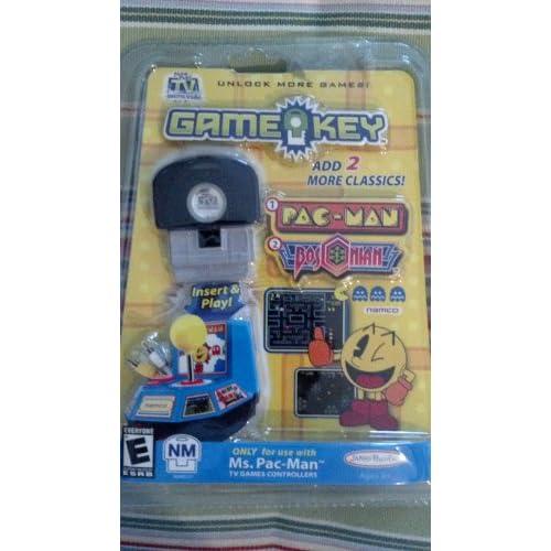 Amazon.com: Namco Game Key Expansion Set: Pac-Man and Bosconian