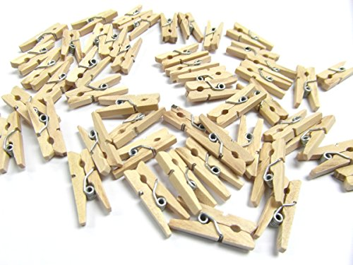 100-coloured-craft-wooden-mini-pegs-natural
