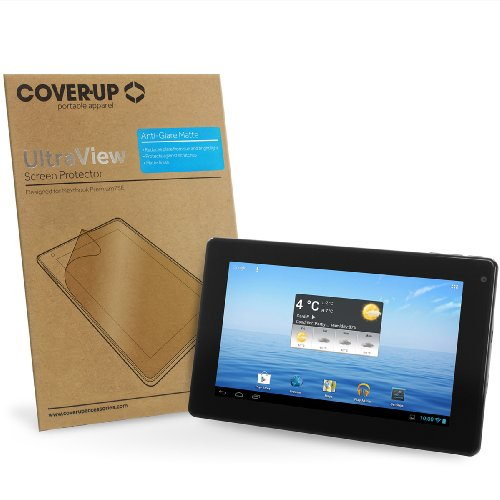 Cover-Up Nextbook Premium7SE / Premium 7SE (Next 7P12) Tablet Anti-Glare Matte Screen Protector at Electronic-Readers.com