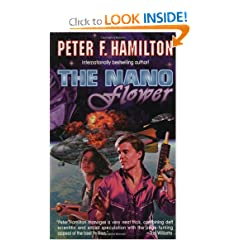 The Nano Flower (Greg Mandel) - Peter F. Hamilton