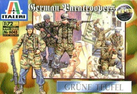 1/72 2nd WW Bgerman Paratroope - Buy 1/72 2nd WW Bgerman Paratroope - Purchase 1/72 2nd WW Bgerman Paratroope (Italeri, Toys & Games,Categories,Construction Blocks & Models,Construction & Models,Accessories)