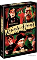 Hollywood's Legends of Horror Collection [Import USA Zone 1]