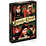 Hollywood's Legends of Horror Collection (Doctor X / The Return of Doctor X / Mad Love / The Devil Doll / Mark of the Vampire / The Mask of Fu Manchu) ~ Warner Home Video
