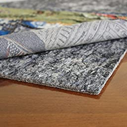 3 x 5 Anchor-Grip 22 ® Premium Non Slip Rug Pad - Felt and Rubber Area Rug Pad - Made in the USA