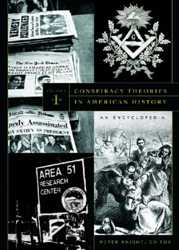Sale alerts for ABC-CLIO Ltd Conspiracy Theories in American History: An Encyclopedia - Covvet