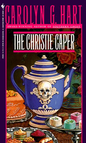 The Christie Caper (Death on Demand Mysteries, No. 7)