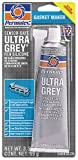 Permatex 82194 #599 Ultra Grey RTV Gasket Maker, 3.5 oz. Tube