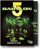 echange, troc Babylon 5 - Saison 3, Partie 2 - Coffret 3 DVD