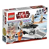 51WPExYjYaL. SL160  LEGO Star Wars Rebel Trooper Battle Pack (8083)