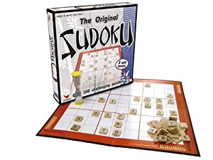 The Original Sudoku Game