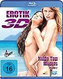 Erotik 3D - Nude Topmodels Vol.2 (3D-Version und 2D-Version) (3D Blu-ray)