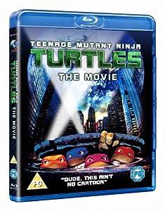 Teenage Mutant Ninja Turtles - The Original Movie [Blu-ray]