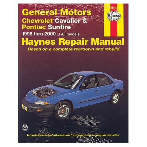download chevrolet cavalier repair manual diigo groups Toy Chevrolet Cavalier 2000 Chevy Cavalier