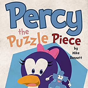 Percy the Puzzle Piece Audiobook