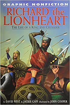 King Richard the Lionheart: Facts and Information