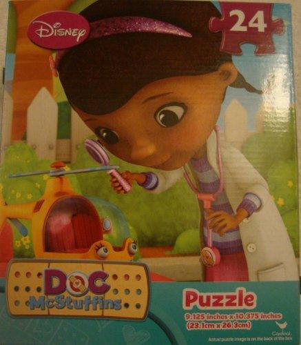 Disney Jr Doc McStuffins 24 Piece Jigsaw Puzzle - 1