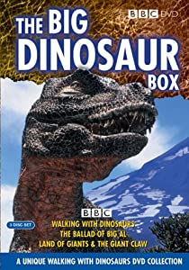 The Big Dinosaur Box (4 Disc BBC Box Set) [DVD]