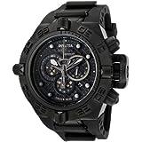 "Invicta Men's 6582 ""Subaqua Noma IV"" Stainless Steel and Black Polyurethane Watch"