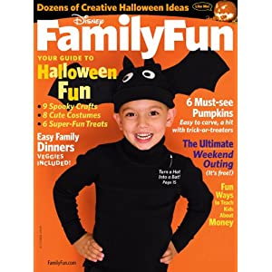5-year Subscription to Family Fun Magazine