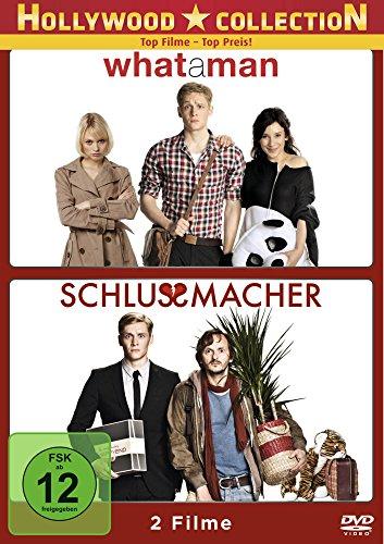 What a Man / Schlussmacher - Liebe ist nichts für Feiglinge. [2 DVDs]